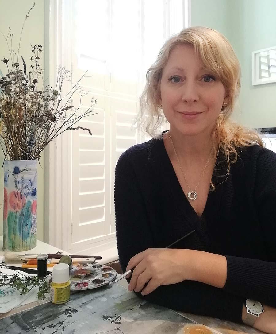 Ellie Hipkin Textile Artist