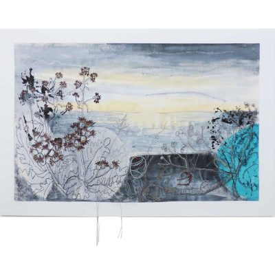 Winter Sea Mist by Artist Ellie Hipkin